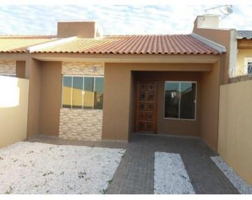 Casa em Fazenda Rio Grande pronta para financiar, use seu FGTS.