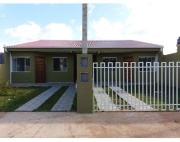 Casa em Fazenda Rio Grande, com 87 m², Bairro Gralha Azul.