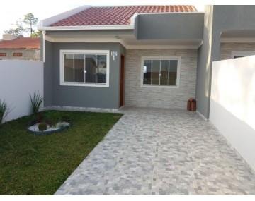 Casa em Fazenda Rio Grande, casa com 2 quartos, no Green Field.