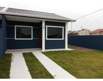 Casa em Fazenda Rio Grande de esquina, Condomínio Green Field