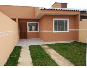 Casa nova, com 3 quartos no Green Field em Fazenda Rio Grande.