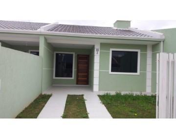 Casa em Fazenda Rio Grande, 3 quartos, no condomínio Green Field.