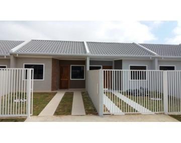 Casa em Fazenda Rio Grande, casa com 2 quartos no Eucaliptos.