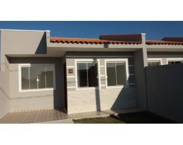 Casa com 2 quartos em Fazenda Rio Grande, condomínio Green Field