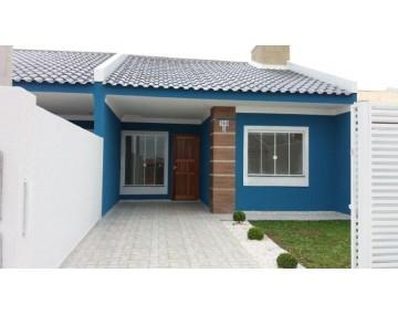 Casa no Green Field, fino acabamento, Fazenda Rio Grande