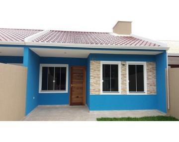 Casa no Green Field, casa com 2 quartos em Fazenda Rio Grande.
