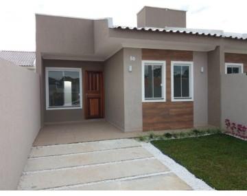 Casa em Fazenda Rio Grande, com 3 quartos, no Green Field.