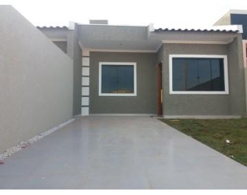 Casa no Jardim Brasil, casa com 3 quartos em Fazenda Rio Grande.