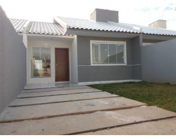 Casa em Fazenda Rio Grande, casa com 3 quartos no Green Field.