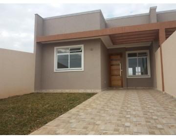 Casa com 2 quartos, no Bairro Eucaliptos em Fazenda Rio Grande.
