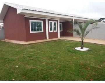 Casa de esquina com 3 quartos, Jardim Brasil fazenda Rio Grande.