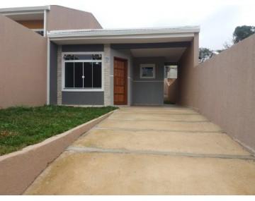 Casa em Fazenda Rio Grande, com 69 m², Bairro Gralha Azul.