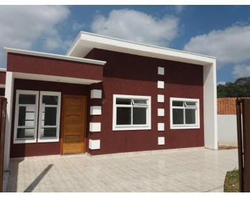 Imóvel em Fazenda Rio Grande, 3 quartos no condomínio Green Field