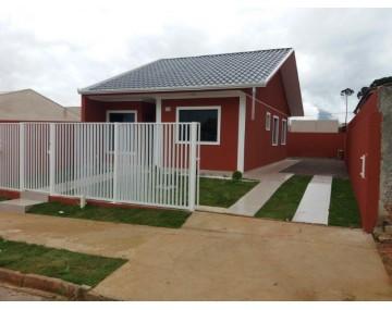 Casa com 3 quartos, condomínio Green Field em Fazenda Rio Grande.