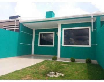Casa com 3 quartos, no Green Field em Fazenda Rio Grande.
