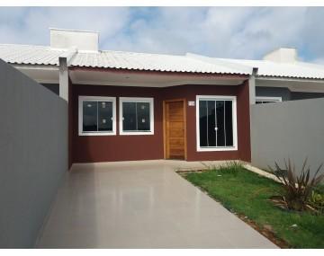Casa com 3 quartos no  Jardim Brasil em Fazenda Rio Grande.