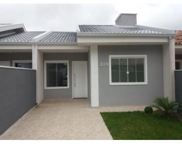 Casa com 3 quartos em Fazenda Rio Grande, condomínio Green Field