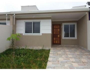 Casa em Fazenda Rio Grande, 3 quartos, no Bairro Eucaliptos.