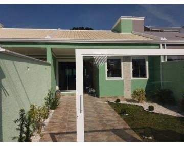 Casa em Fazenda Rio Grande com 3 quartos, Condomínio Green Field