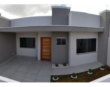 Imóvel novo em Fazenda Rio Grande, com ótimo acabamento e espaço.