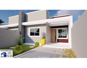 Casa com 2 quartos no Green Field, casa em Fazenda Rio Grande.
